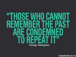 Remember the Past